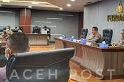 Kabaharkam Polri Wakili Kapolri Ikuti Rakor Persiapan Kepulangan WNI/PMI ke Tanah Air