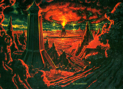 Fields Of Hell, Fantasy Scenes 3