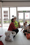 Children's visit to Taylor Wimpey homes