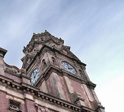 newtown clock tower