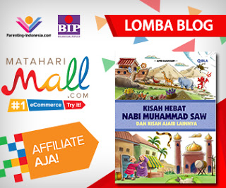 Lomba Blog Kisah Hebat Nabi Muhammad