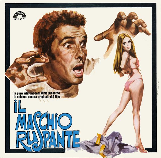 Il Maschio Rupante Italian Film Sountrack