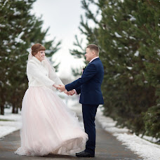 Wedding photographer Anna Bekhovskaya (Bekhovskaya). Photo of 06.02.2018