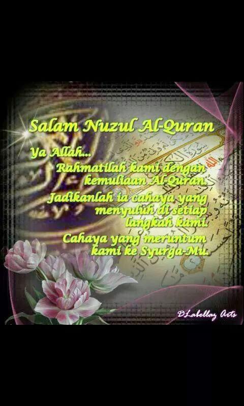Salam Nuzul Quran....