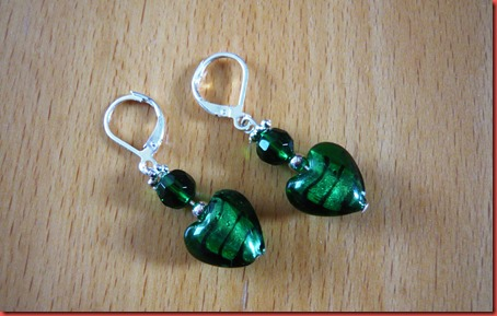 emerald earrings1
