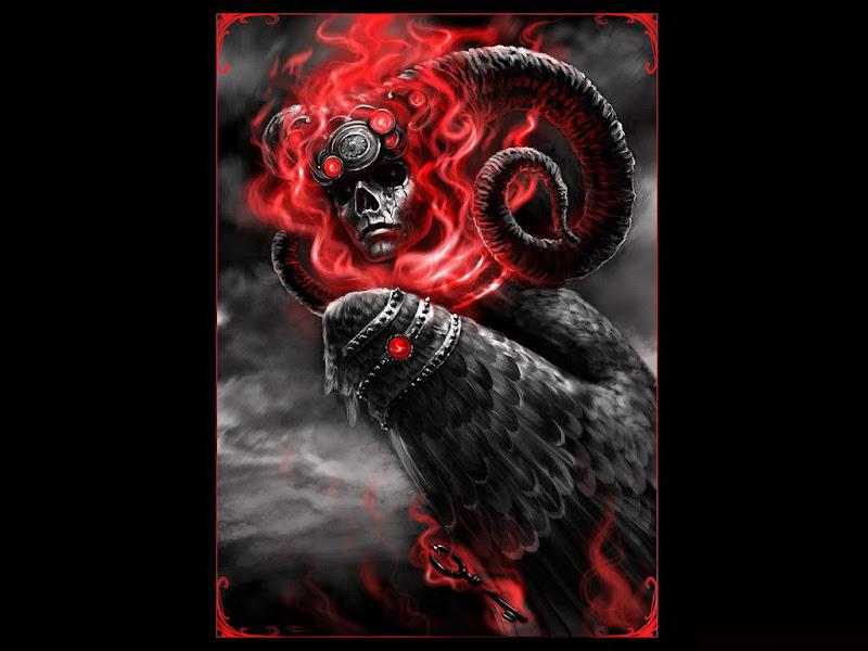Burning Demon, Demonesses