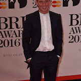 OIC - ENTSIMAGES.COM - Jamie Laing at the  The BRIT Awards 2016 (BRITs) in London 24th February 2016.  Raymond Weil's  Official Watch and  Timing Partner for the BRIT Awards. Photo Mobis Photos/OIC 0203 174 1069