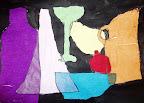 Tissue-Paper Collage by Mackenzie