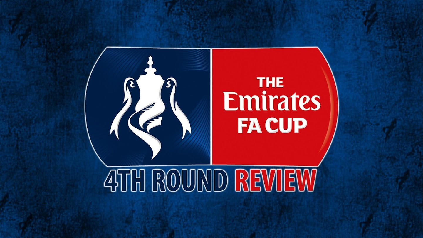 Watch FA Cup 4th Round Review live