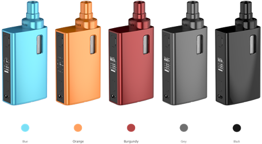 eGrip II Light 01 thumb%25255B2%25255D.png - 【MOD】オールインワンタイプで軽量マグネシウム合金!「Joyetech eGrip II Light Kit」【送料無料/CVAPOR】