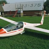 LS4 / Ensædet glasfiberfly, god til hyggeflyvning, stæk og konkurencebrug