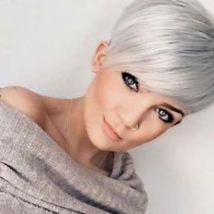 Hair:short hairstyles with different colors for 2018 11
