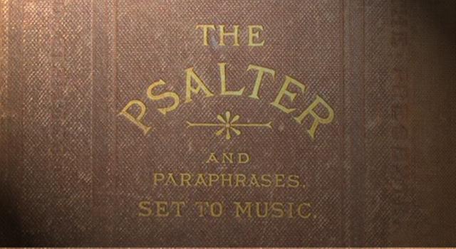 Psalter 640