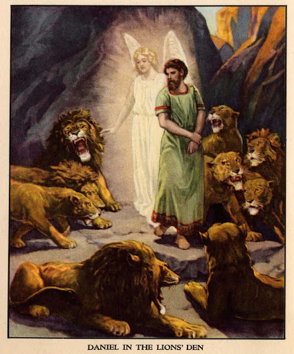 Daniel 11 Defined Image