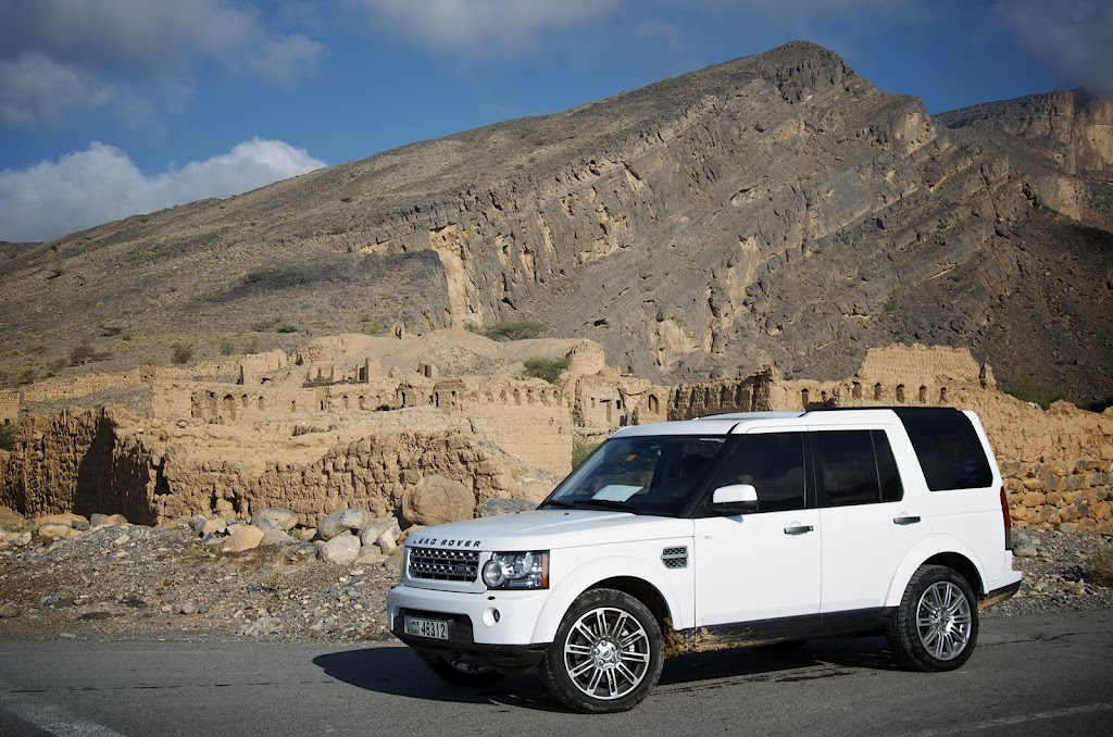 LR4 at Wadi Tanuf
