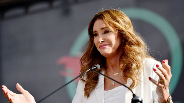 Former Olympic Gold Medalist Caitlyn Jenner: Biological Boys Should Not Be Allowed To Compete In Girls Sports Because It's Not Fair
