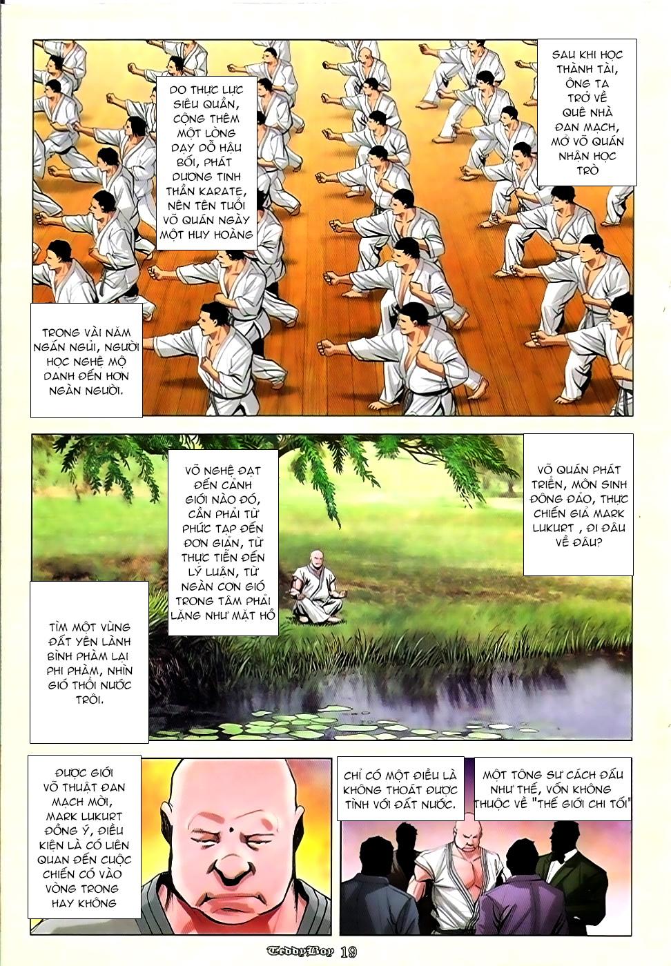 Người Trong Giang Hồ Chap 905 - Truyen.Chap.VN