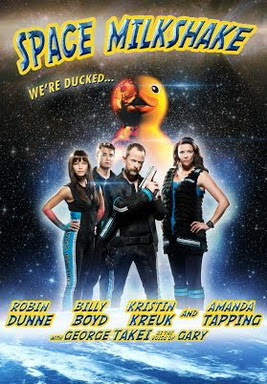 [MOVIES] スペース・ミルクセーキ / SPACE MILKSHAKE (2013)