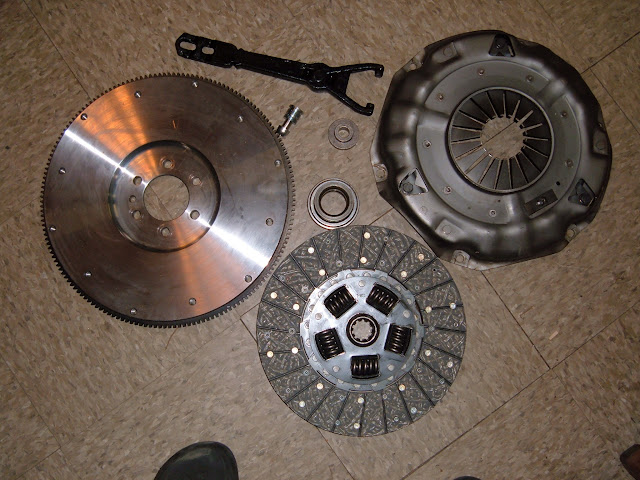 BU10010 Bell Housing, Flywheel and clutch kits, 1295.00.. free shipping.