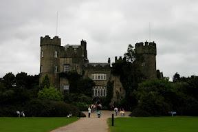 Front of Malahide Castle