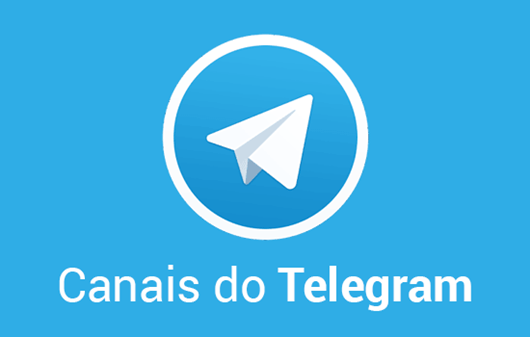 A maior arma... Os canais do Telegram