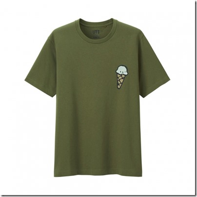 Uniqlo UT MEN Peanuts Short Sleeve Graphic T-Shirt 11