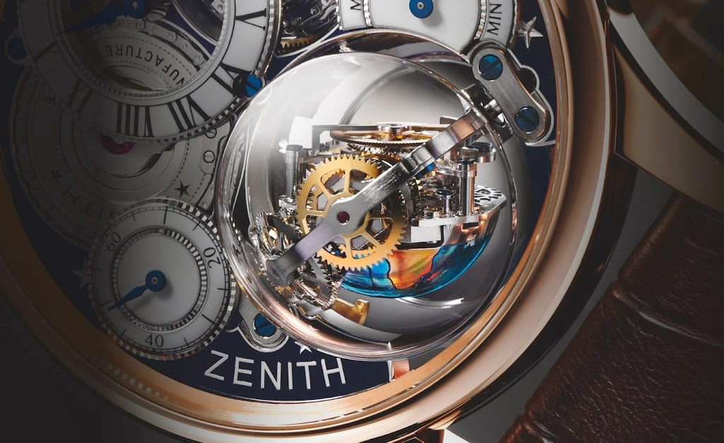 Zenith Academy Christophe Colomb Hurricane Grand Voyage 2