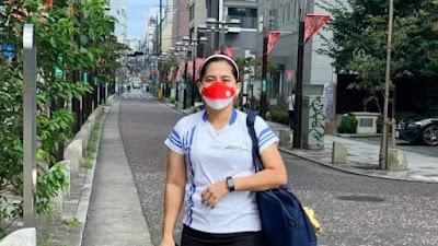 Mengagumkan, Leani Ratri Oktila Atlet Juara Dunia Asal Desa Siabu Kampar, Tampil di Paralympic Games Tokyo 2020