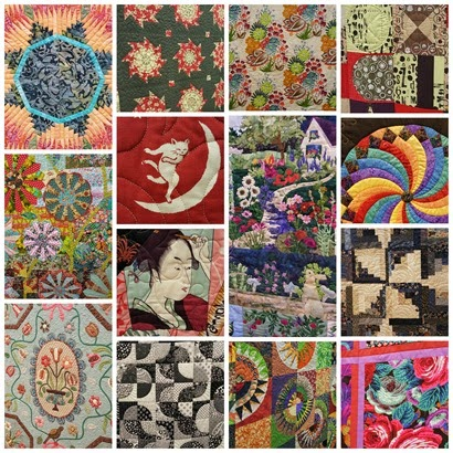Springwood Quilts Collage - MH