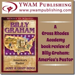 Billy Graham- YWAM Publishing