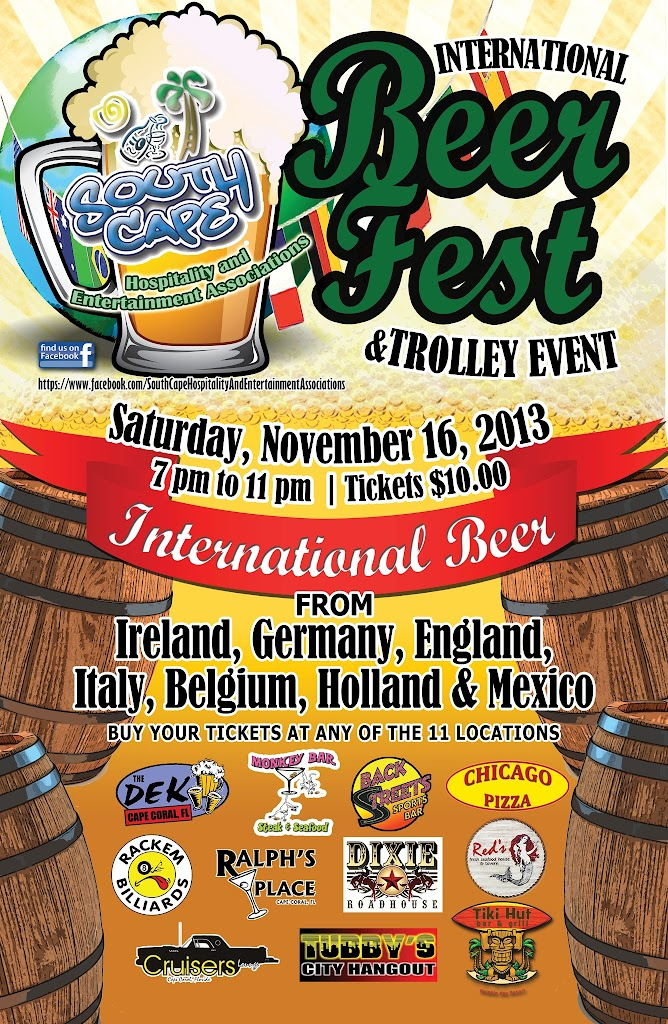 SCHEA Beer Fest Oct 2013 11x17