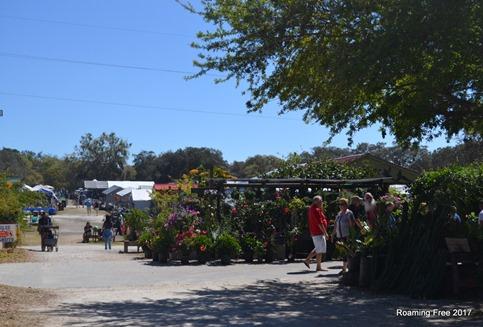 Mt. Dora Flea Market