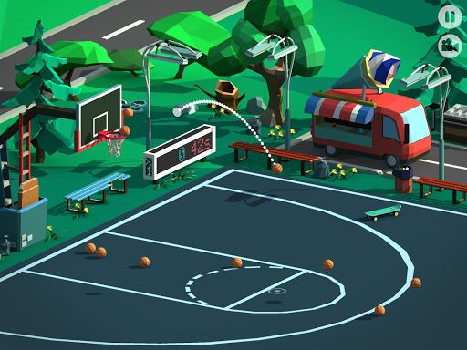 Basketball Online screenshots 6