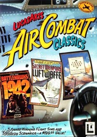 The LucasArts Air Combat Classics - Review By Shona Hanisco