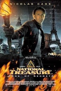 National Treasure: Book of Secrets Poster