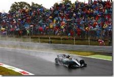 Lewis Hamilton ha conquistato la pole del gran premio d'Italia 2017