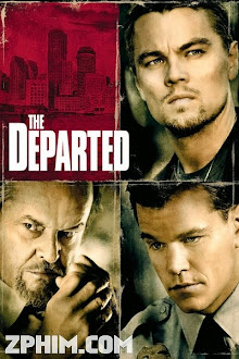Điệp Vụ Boston - The Departed (2006) Poster