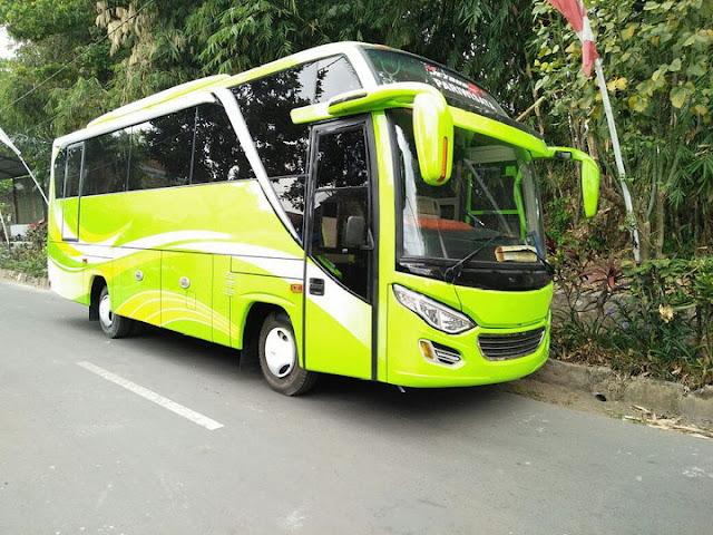 Sewa Bus Solo Harga Murah, Fasilitas Lengkap dan Berasuransi