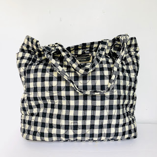 Marc by Marc Jacobs Gingham Tote