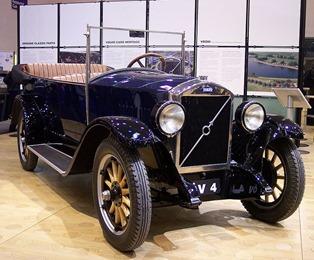 Volvo ÖV4 1927