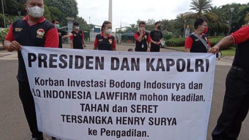 Anggota DPR Sebut Kasus Indosurya Perampokan Sistemik, Wajib Diusut Secara Transparan, LQ Indonesia Lawfirm: Polri Dengar Petunjuk Wakil Rakyat Atas Kasus Indosurya