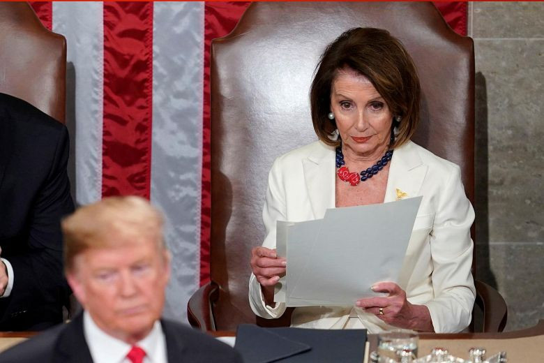 House will proceed with efforts to impeach Trump 'with urgency' - US House Speaker, Nancy Pelosi says