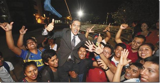 Elecciones para rector en la UAGRM