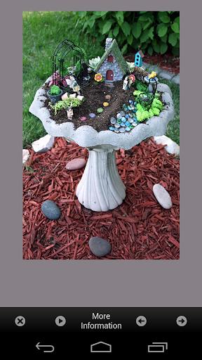 Home Garden Fairy Ideas