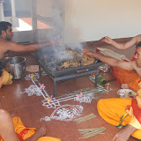 Lord Dhanvanthare Homa peformed every month