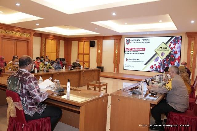 1.000 kasus kematian, Kalsel Perpanjang PPKM Mikro