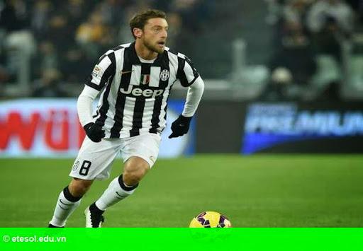 """Hình 1: Hi vọng của Juve: Đợi chờ """"gọng kìm"""" Marchisio – Vidal"""