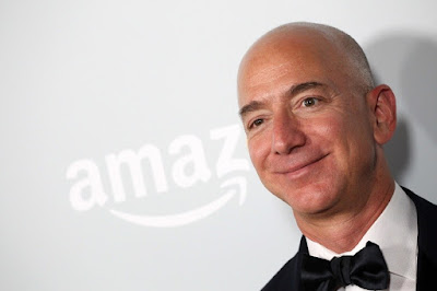 Jeff Bezos individu terkaya dunia, atasi Bill Gates
