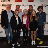 OIC - ENTSIMAGES.COM - James Cosmo, Eileen Nicolas, James Lance and cast at the Film4 Frightfest on Saturday    of  Estranged UK Film Premiere at the Vue West End in London on the 29th August 2015. Photo Mobis Photos/OIC 0203 174 1069
