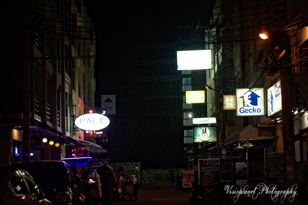 The Dark Alleyway by Sudipto Sarkar on Visioplanet